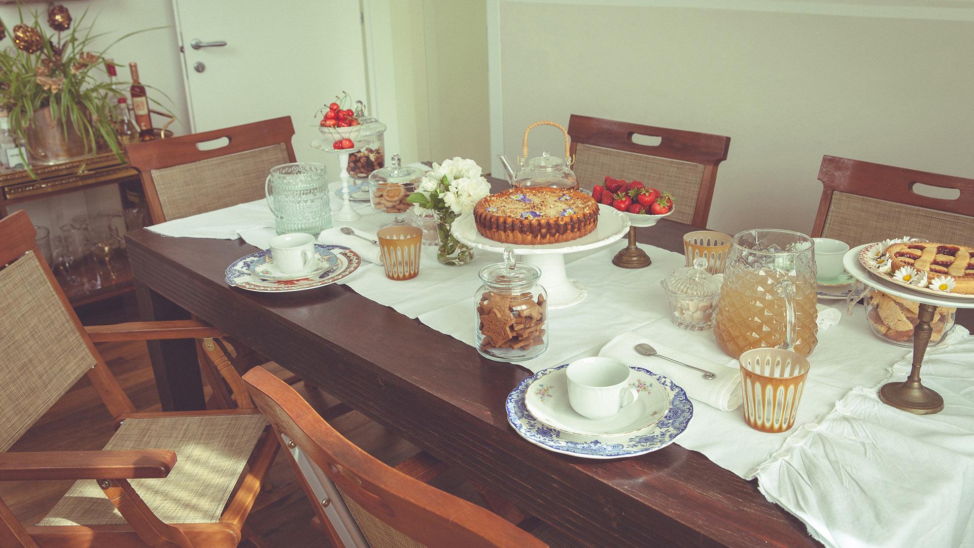 La Fragola de Bosch - Bed & Breakfast - Colazione