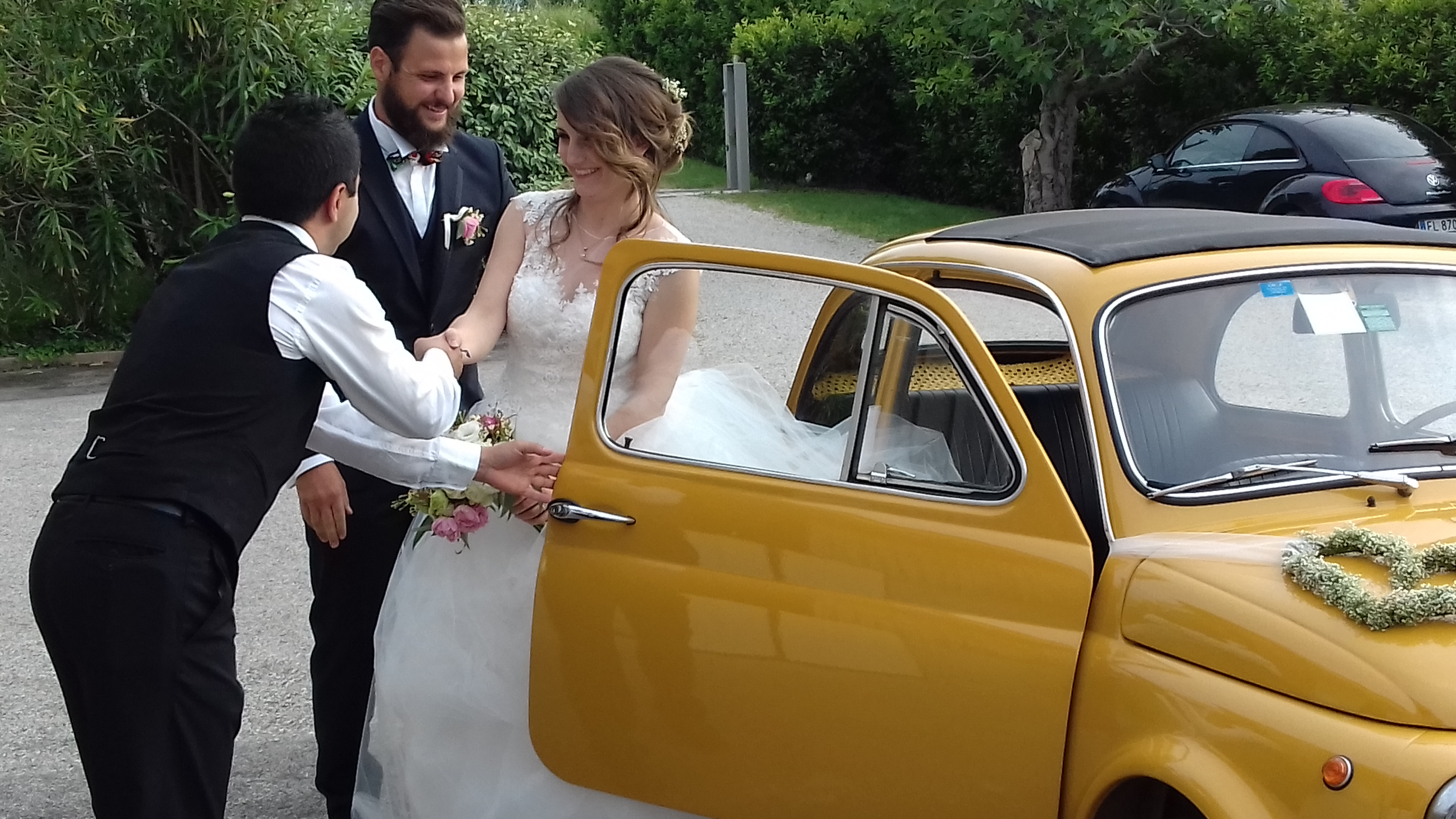 Matrimonio Renzo Lucia